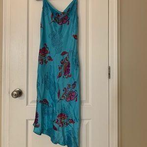 Silk Bebe dress